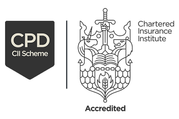 Chartered Insurance Institute accredited provider logo
