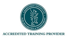 Chartered Institute for Securities and Investments accredited training provider logo